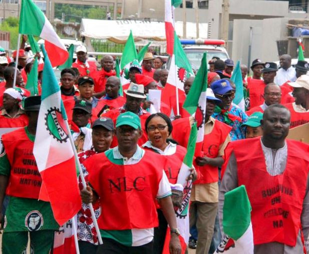 NLC begins indefinite strike in Oyo State