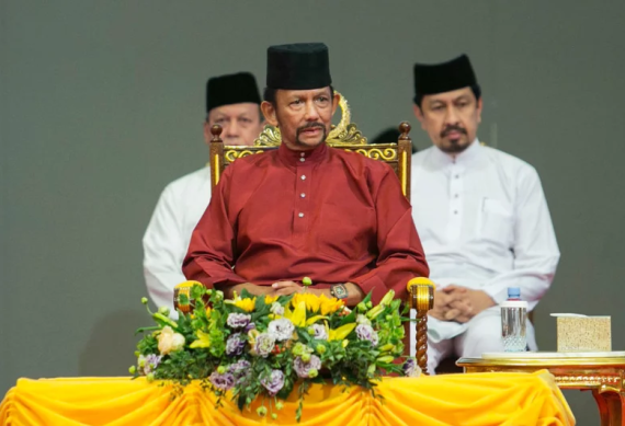 Sultan of Brunei returns Oxford Degree after global backlash over proposal to kill homosexuals by stoning them to death