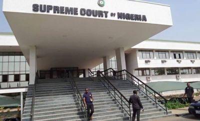 Breaking! Supreme Court rules PDP winner of Zamfara governorship election