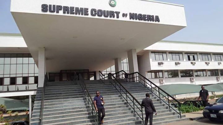 Breaking! Supreme Court rules PDP winner of Zamfara governorship election