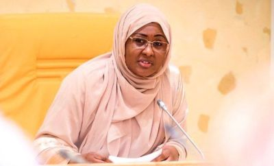 Now I choose to be called first lady -Aisha Buhari