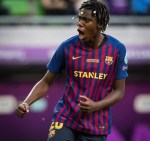 Barcelona Signs Asisat Oshoala Permanently On 3-Year Contract