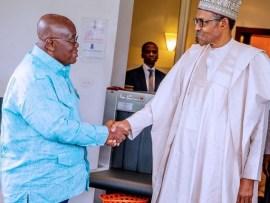 Photos: Ghanaian President, Nana Akufo-Addo pays courtesy visit to President Buhari
