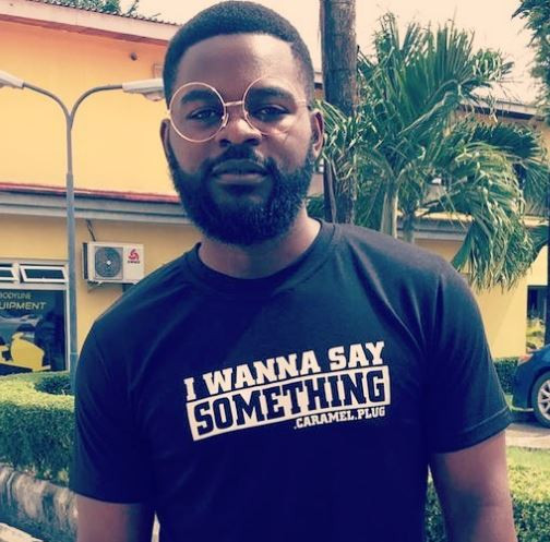 I?m not an atheist, I believe there is a God, but I believe in spirituality over religion ? Falz