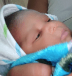 Duncan Mighty Shares First Photo His New Child, Baby Reign