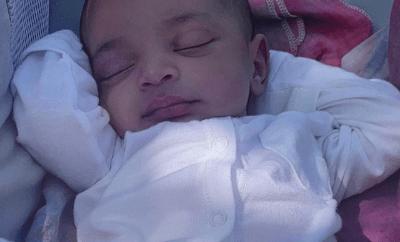 Kim Kardashian shares first photo of her son, Psalm West