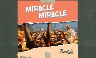 Danny S - Miracle Miracle (Freestyle)