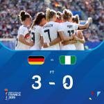 Germany Beat Nigeria To Reach Last Eight As VAR Features Again