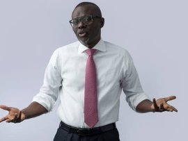 I have lost weight since assuming office a week ago- Lagos state governor, Babajide Sanwo-Olu