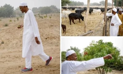 Presidency issues statement on the Ruga settlement backlash, says