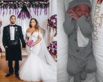 Jailed Rapper, Juelz Santana And Wife Kimbella Welcome Their Third Child [Photos]