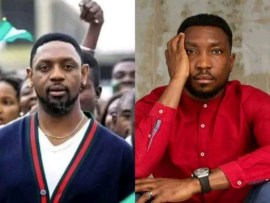 Pastor Fatoyinbo never officiated at our wedding and I was never a choir director at COZA - Timi Dakolo shares wedding video