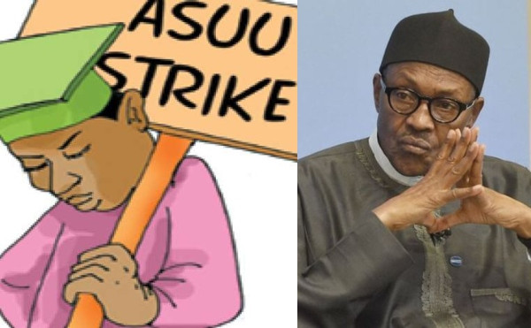 Buhari?s education policy is wicked and criminal - ASUU