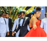 Diamond Platnumz Shares Lovely New Photos With His Kenyan Girlfriend Who's Pregnant With His 4th Child
