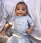 "Adorable New Photo of ""Sweet"" Baby Psalm West is Released By Kim Kardashian"