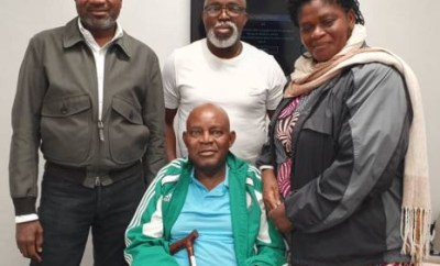 After God, it?s Otedola in my life - Ex-Super Eagles coach, Christian Chukwu