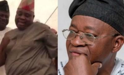 I felt ridiculed contesting an election against ?dancer? Ademola Adeleke- Governor  Oyetola