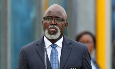 Amaju Pinnick reacts to removal as CAF Vice President, reveals why he was removed