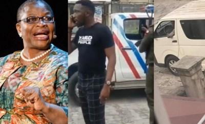 COZA: Oby Ezekwesili queries Police over motive of invitation to Timi and Busola Dakolo