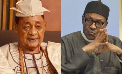 Insecurity: Alaafin of Oyo writes Buhari, says Yoruba land under siege by Fulani herdsmen