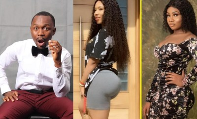 #BBNaija: Ushbebe calls Tacha and Mercy