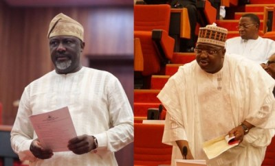 Aduda, Melaye protest non-inclusion of FCT nominee in Ministerial list