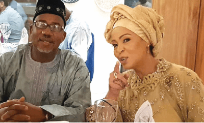 Bauchi Governor, Mohammed Bala weds Lebanese second wife in Lagos (photos/videos)
