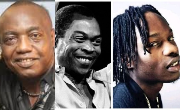 Dede Mabiaku slams people comparing Naira Marley to Fela Kuti