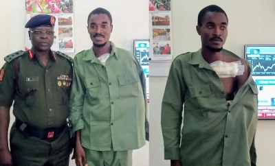 NYSC member shot in Shiites-Police clash, discharged from hospital