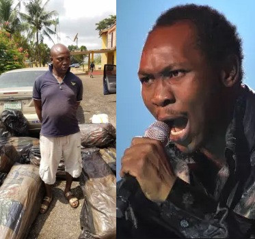 Seun Kuti blasts police for arresting man with 17 bags of Indian hemp