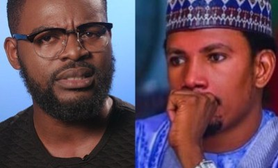 """""""Shamelessness at the highest level"""" Falz blows hot at news of"""