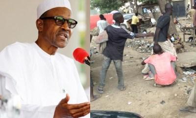 Buhari blames state governments for Almajiri system of education