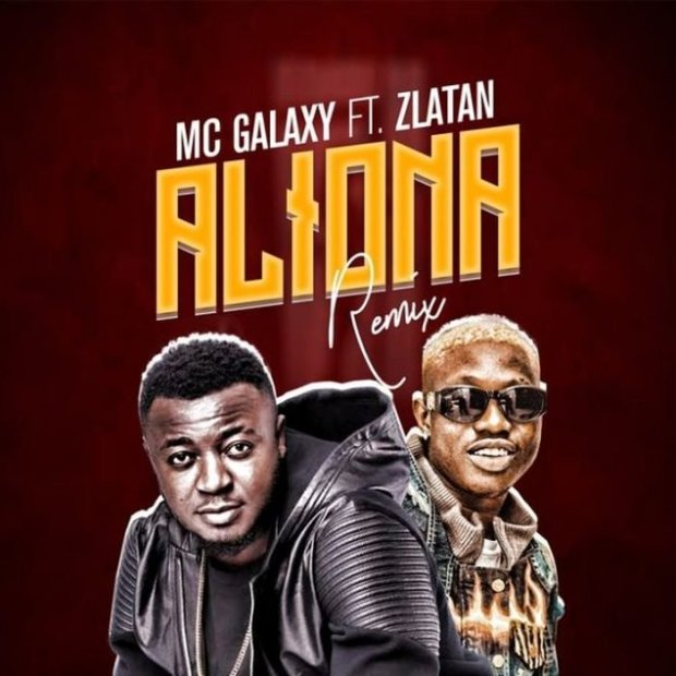 MC Galaxy Ft. Zlatan – Aliona (Remix)