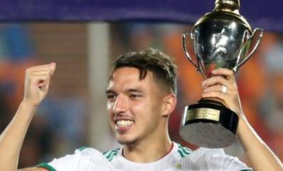 Algeria international Ismael Bennacer