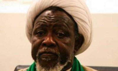 #Shiites: Kaduna State high court to rule on El-Zakzaky?s medical trip on Monday