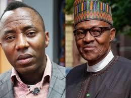 President Buhari to Sowore-