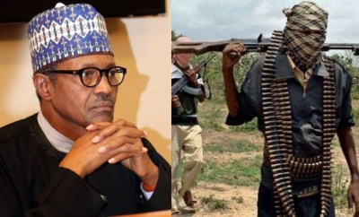 Those killing and shouting ?Allah Akbar? are against God ? Buhari