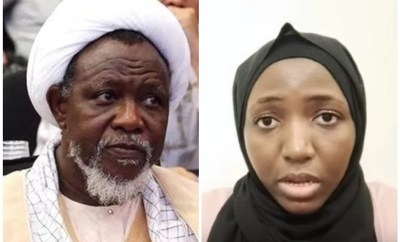 My father is suffering from lead poisoning and could die at any moment- El-Zakzaky