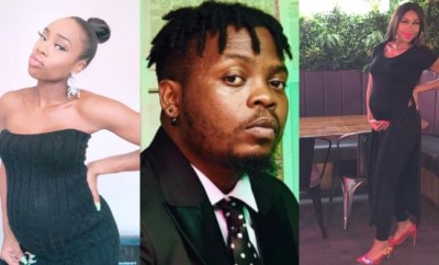 OAP Maria Okan shares her pregnancy journey photos amid claim of Olamide being the father of her baby