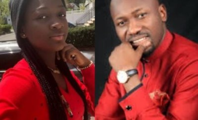 The one who always says it as it is without fear - Apostle Suleman celebrates daughter on her 13th birthday