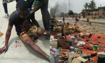 Five suspects arrested over clash between scavengers and area boys at Oke Odo