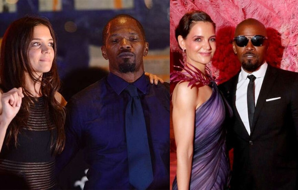 Jamie Foxx and Katie Holmes split after 6 years of dating