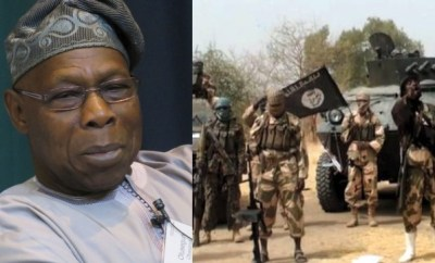 Boko Haram crisis could last 15 more years ? Obasanjo