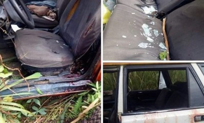 Gunmen kill APC Vice Chairman in Rivers State (graphic photo)
