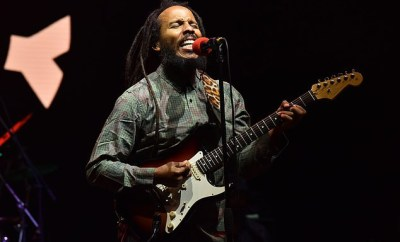 Bob Marley?s son Ziggy Marley reveals he started smoking marijuana at 9 and his dad approved