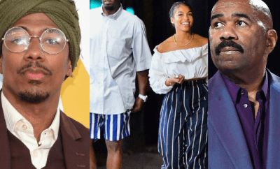 Nick Cannon says Steve Harvey failed his daughter, Lori Harvey as he reacts to her relationship with Diddy