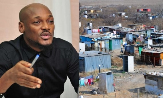 The shamelessness among African politicians is becoming too shameful - Tuface says, slams those calling him out for cancelling a protest years ago