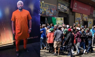 Xenophobia: South Africans still have the extreme case of a mind filled with hate and poverty - OAP Dotun