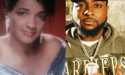 Davido remembers his late mum with beautiful words