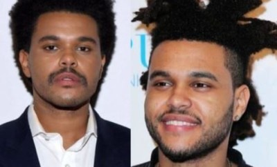 Photos:?The Weeknd looks totally unrecognizable in his first red carpet appearance since breaking up with Bella Hadid?